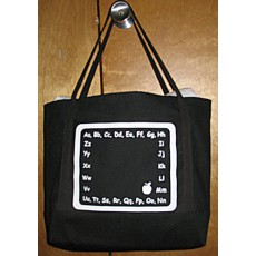 Customized Teacher Gift Tote