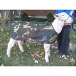 Polyester Sheep/Calf Jacket