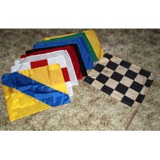 Solid Colour Nylon Flags